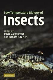 Low Temperature Biology of Insects image