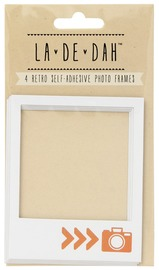 La De Dah: Self Adhesive Foil Frames