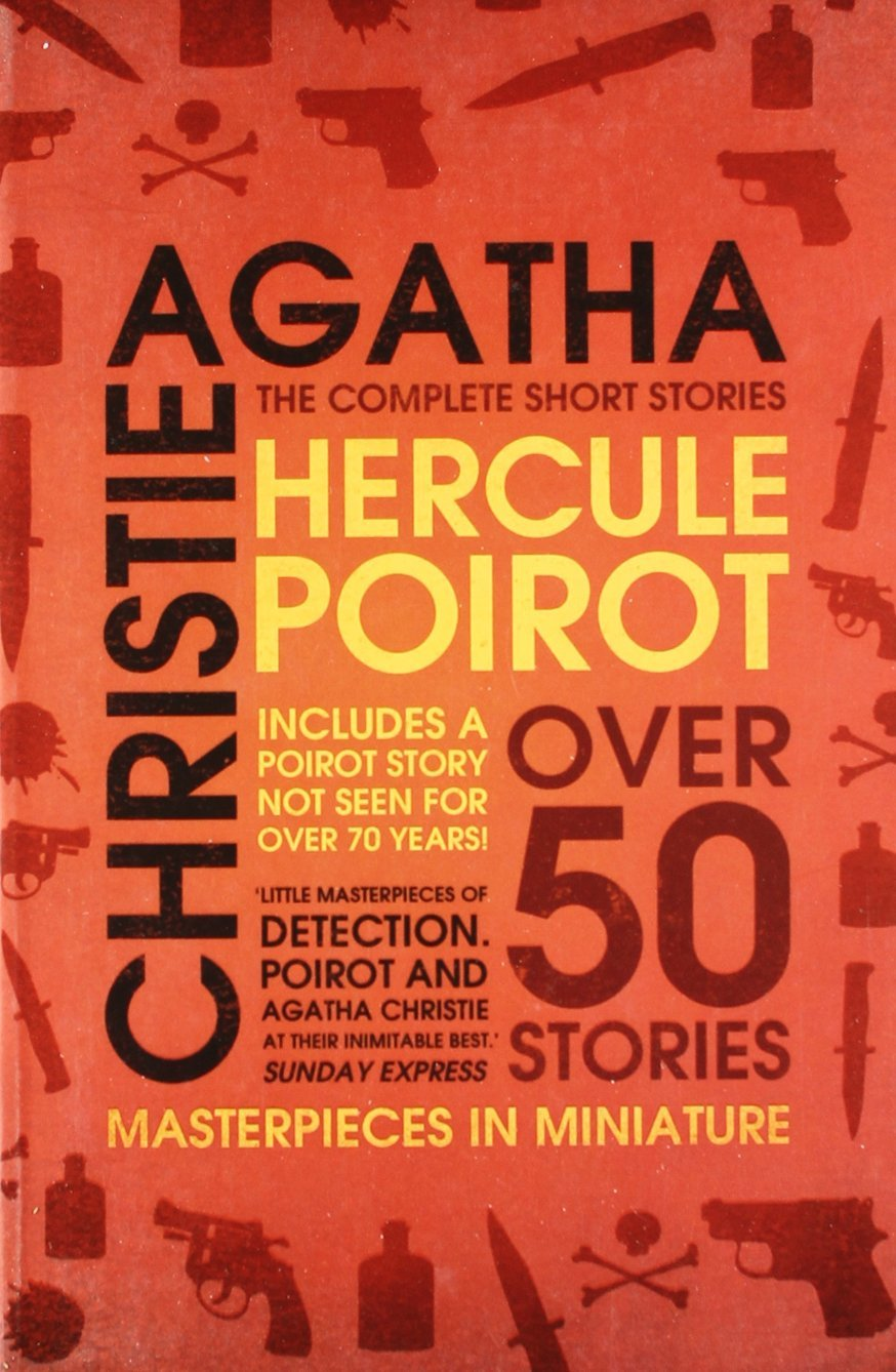Hercule Poirot: The Complete Short Stories by Agatha Christie image