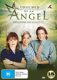 Touched By An Angel - Collection One (Season 1-3) on DVD