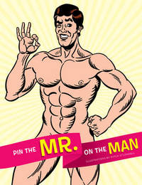 Pin the Mr on the Man Game (R18) by Mitch O'Connell
