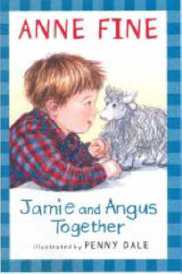 Jamie And Angus Together by Anne Fine image