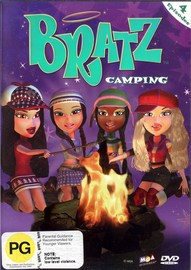 Bratz - Vol. 3: Camping on DVD image