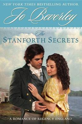The Stanforth Secrets by Jo Beverley image