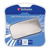 Verbatim USB 3.0 Universal Card Reader image