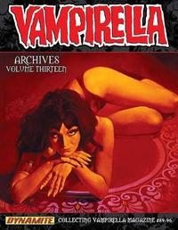 Vampirella Archives Volume 13 by Bill DuBay