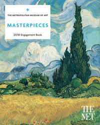 Masterpieces 2018 Mini Wall Calendar by The Metropolitan Museum of Art