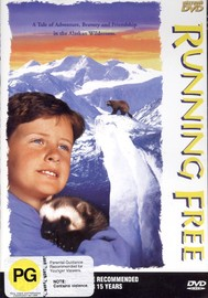 Running Free on DVD image