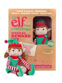 An Elf For Christmas - Girl Elf & Magical Reward Kit