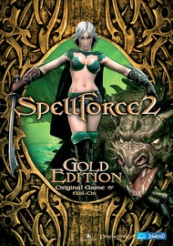 Spellforce 2: Gold edition for PC Games image