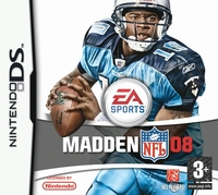Madden NFL 08 for Nintendo DS