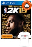 NBA 2K19 Anniversary Edition for PS4