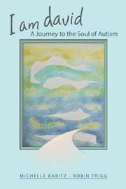 I Am David, A Journey to the Soul of Autism by Michelle Babitz image