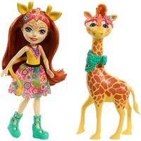 Enchantimals: Gillian Giraffe - Storytelling Doll