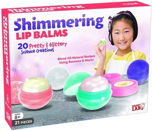 SmartLab: Shimmering Lip Balms - Creation Kit
