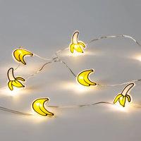 Mustard: Fairy Lights - Banana (15 lights)