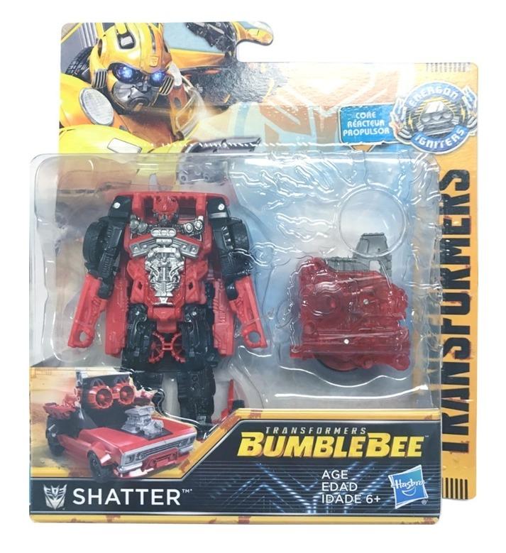 Transformers: Energon Igniters - Power Plus Shatter image