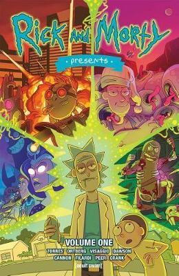 Rick and Morty Presents Vol. 1, 1 image