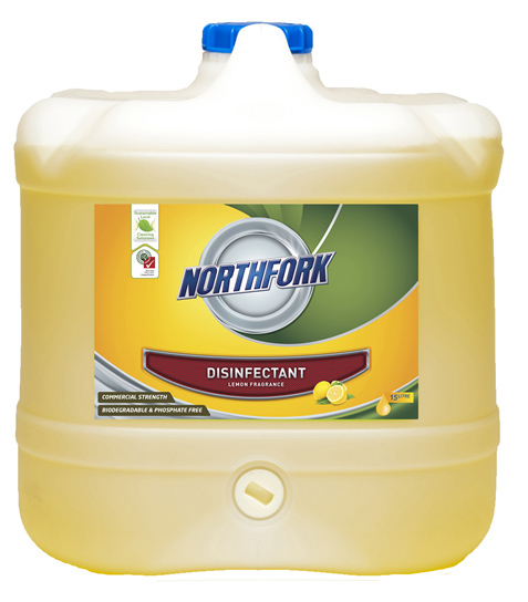 Northfork Geca Lemon Disinfectent 15L