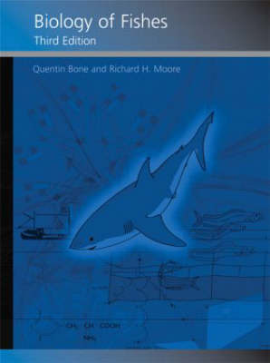 Biology of Fishes by Quentin Bone image