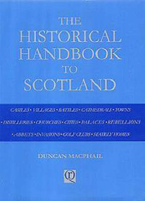 The Historical Handbook to Scotland by Duncan MacPhail image
