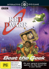 Red Dwarf - Beat The Geek: Interactive DVD Game on DVD
