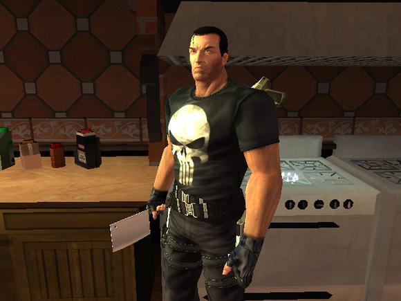The Punisher for PlayStation 2 image