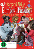 Margaret Mahy's Rumbustifications DVD