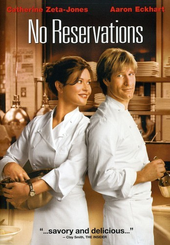 No Reservations on DVD image