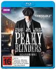 Peaky Blinders - The Complete First Season on Blu-ray