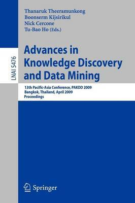 Advances in Knowledge Discovery and Data Mining image