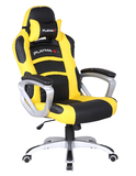 Playmax Gaming Chair Yellow and Black for