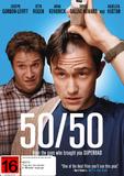 50/50 on DVD