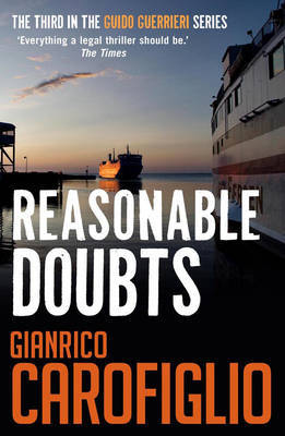 Reasonable Doubts by Gianrico Carofiglio image
