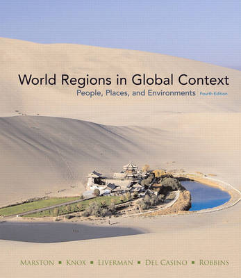 World Regions in Global Context: People, Places, and Environments by Sallie A Marston image