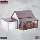 ColorED Scenery: Suburban House