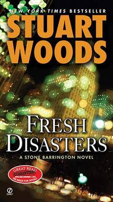 Fresh Disasters by Stuart Woods image