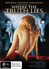 Where The Truth Lies on DVD
