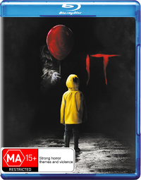 It (2017) on Blu-ray image