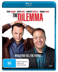 The Dilemma on Blu-ray
