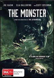 The Monster on DVD