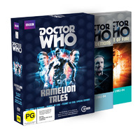 Doctor Who: Kamelion Tales on DVD