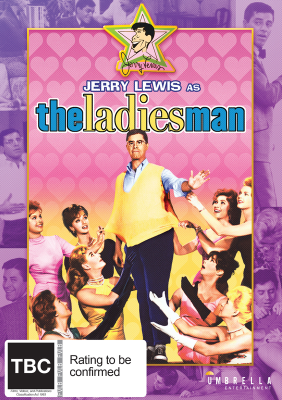 The Ladies Man on DVD