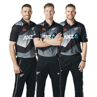 BLACKCAPS Replica T20 Shirt (Medium)