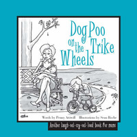 Dog Poo on the Trike Wheels by Penny Attiwill image