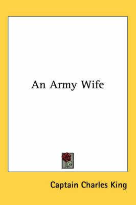An Army Wife by Captain Charles King image