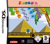 Snood 2: On Vacation for Nintendo DS image
