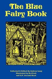 The Blue Fairy Book image