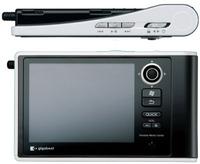 Toshiba Gigabeat V30 portable media player image