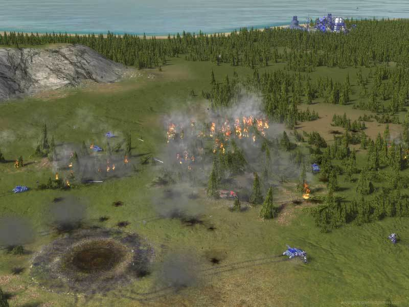 Supreme Commander for PC Games image